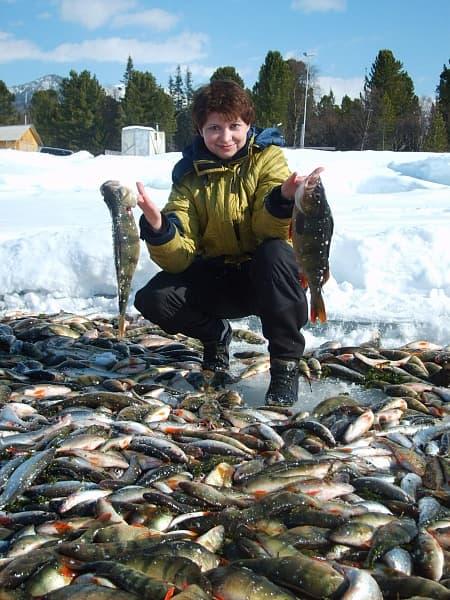 апрель рыбалка байкал